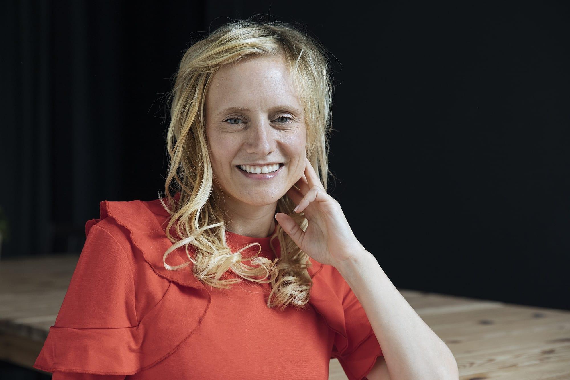 Nora Heer von Loopline Systems im Female Leadership Podcast von Vera Strauch