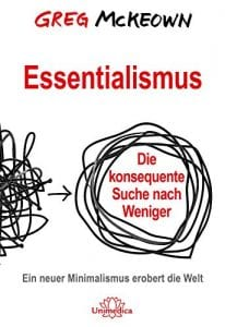 Buchcover von Essentialismus von Greg McKeown