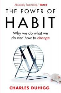 Buchcover The Power of Habit von Charles Duhigg