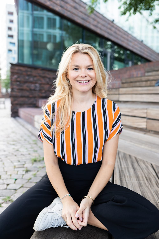 Vera Strauch in der neuen Podcastfolge keine Angst vor Fehlern