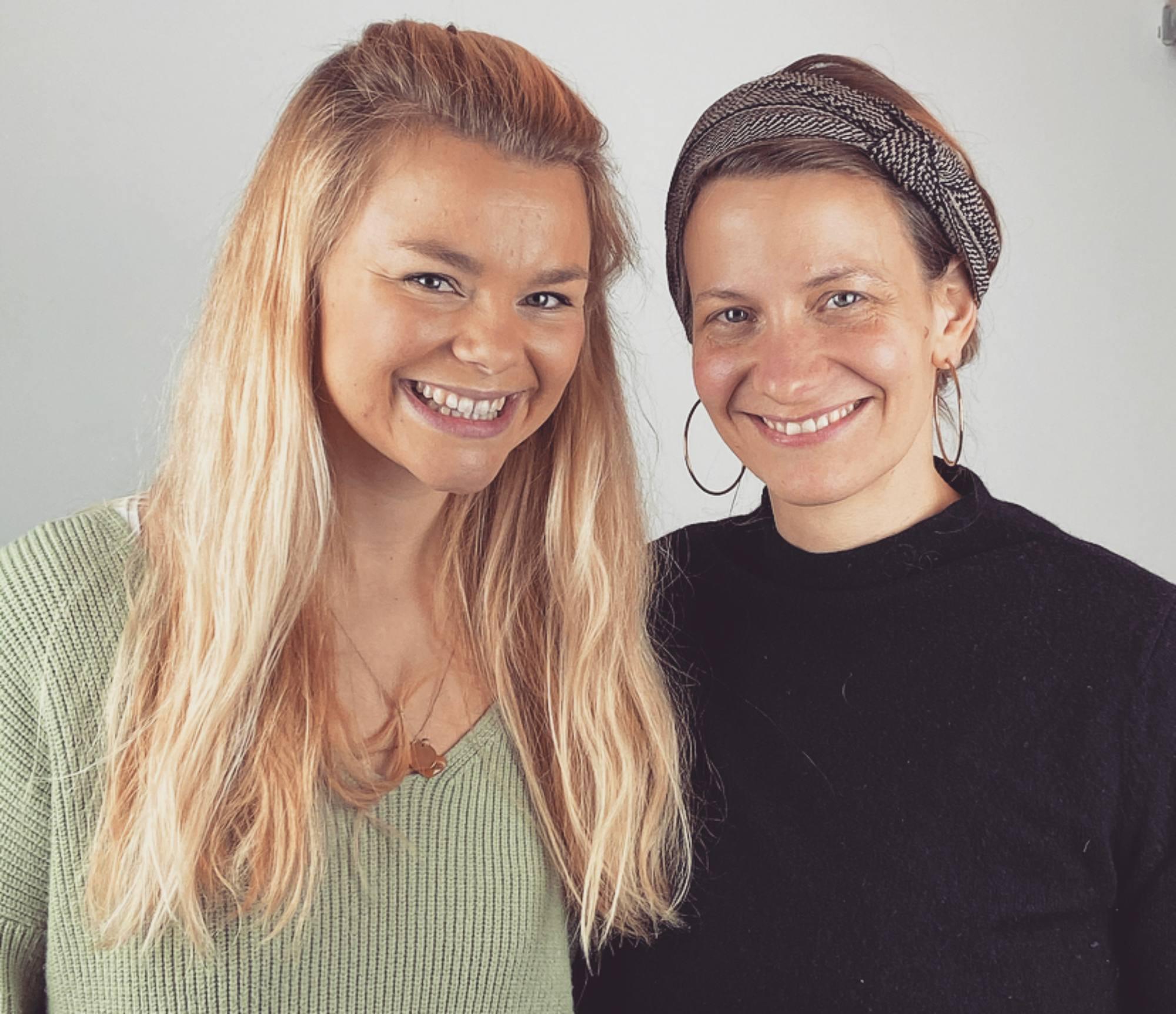 Vera Marie Strauch mit Stephanie Wille im Podcast-Interview zum Thema Change Management