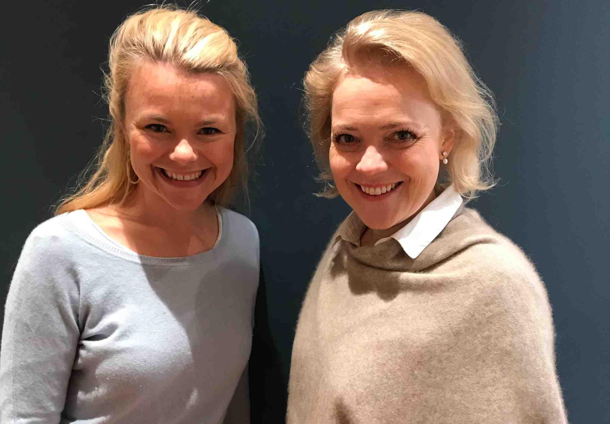 Vera Strauch und Ranghild Struss im Podcastinterview zum Thema Karriereplanung
