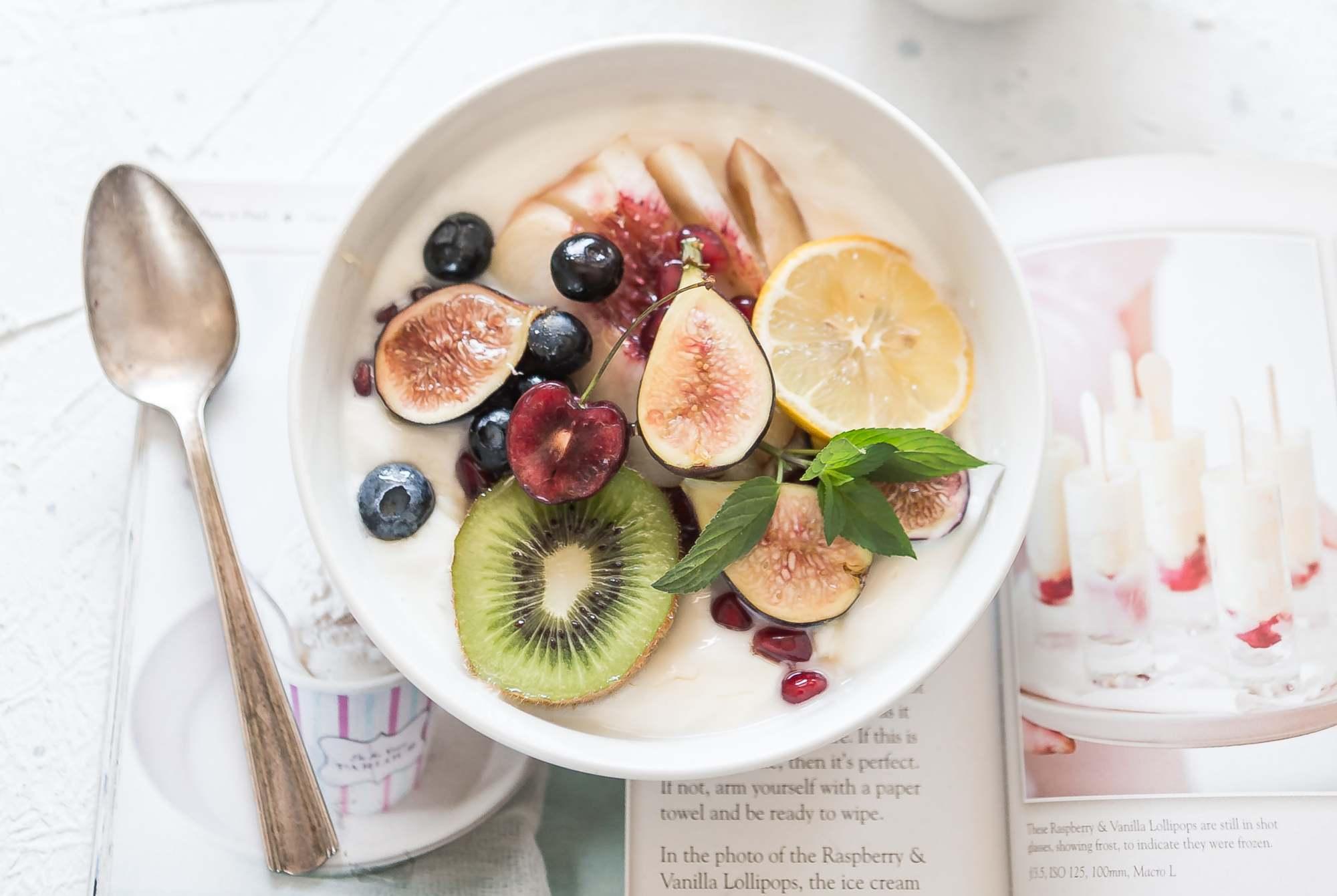 Gesunde Ernährung hilft bei der Entwicklung von Ideen in Zeiten von Corona